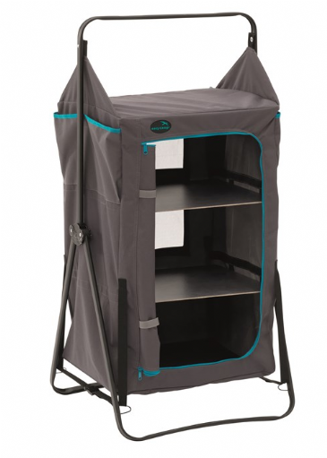 Easy Camp HALTON storage and Cupboard Unit for camping